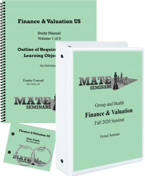 Finance _ Valuation Everything Package F20