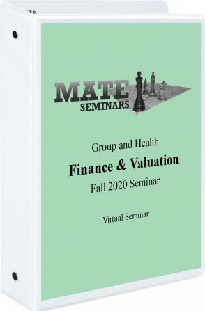Finance _ Valuation Seminar Binder F20